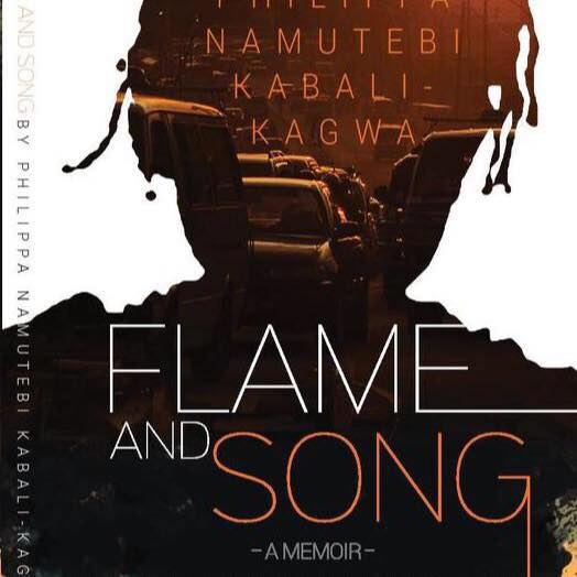 Front cover of the East African Edition of Flame and Song