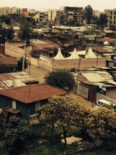 Addis from the workshop room