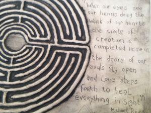 Labyrinth by Francois Korver
